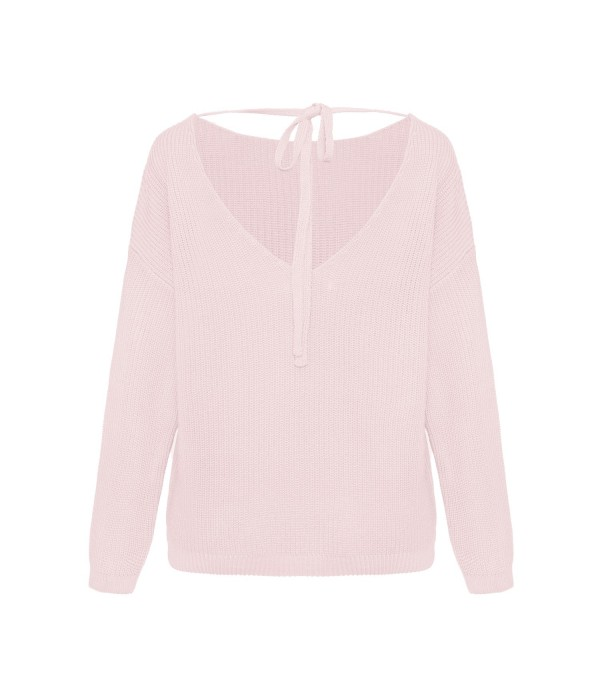 Sweter Enjoyable Light Pink