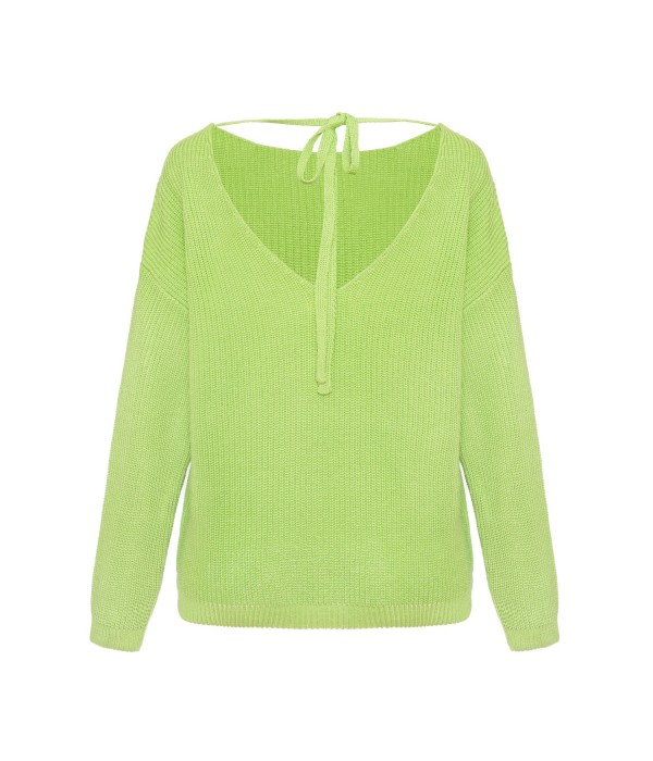 Sweter Enjoyable Green