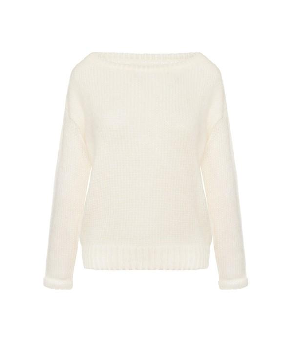 Sweter Besoftly Ecru