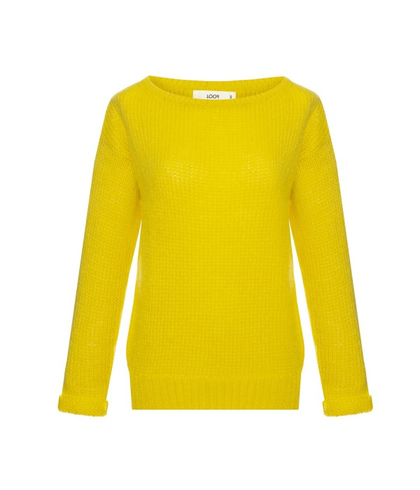 Sweter Besoftly Yellow