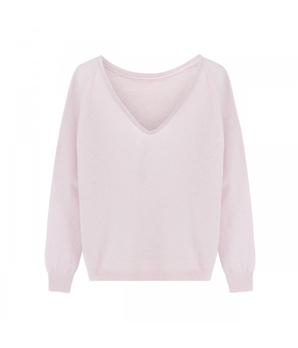 Sweter Maria Pink