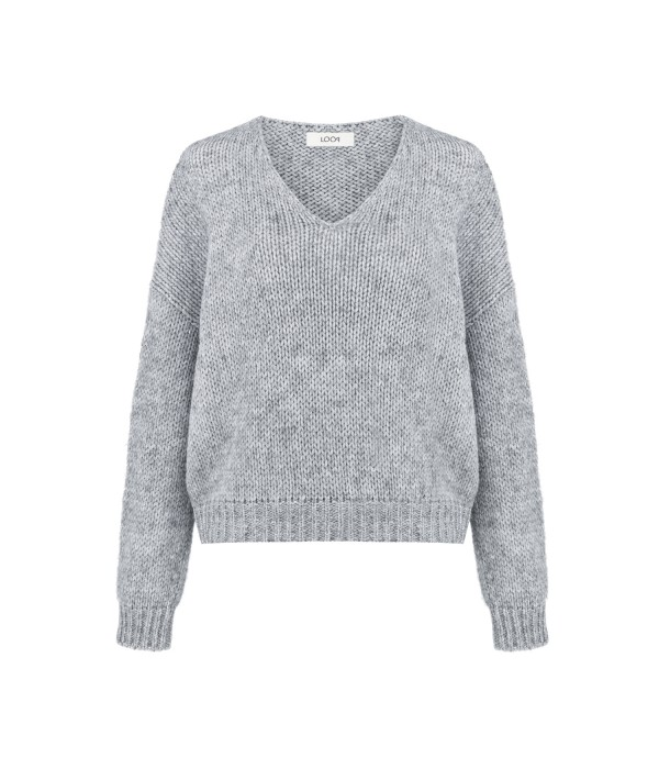 Sweter Filetto Grey