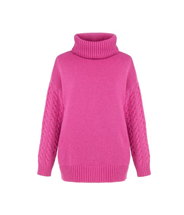 Sweter Pink Lady