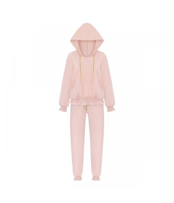 Dres Sunny Pink Set