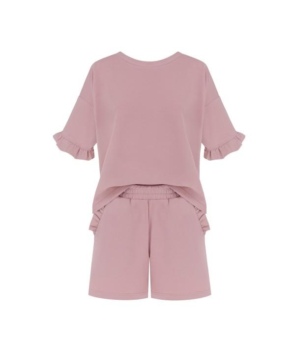 Dres Rose Pink | Oferta: biala bluzka, biala spodnica, biała bluzka, biała spódnica, bluza damska, bluza z kapturem, bluzka kobieca, ubrania od polskich producentow, ciemna bluzka, ciemne spodnie, ciemny kardigan, ciemny kombinezon, ciemny komplet, ciepły kardagin, ciepły sweter, czarna bluzka, czarna tunika, czarne spodnie, dluga sukienka, dlugi sweter, długa spódnica, długa sukienka, długi kardigan, długi sweter, dres damski, elegancka sukienka, elegancki kombinezon, fajne sukienki, jak dobrac ubrania, jak dobrać ubrania, jak modnie wygladac w ciazy, jak modnie wyglądać w ciąży, jak wygladac stylowo, jak wyglądać stylowo, jak zmienic styl ubierania, jak zmienić styl ubierania, jasna bluzka, jasna tunika, jasny kombinezon, jasny komplet, jasny sweter, jasny sweterek, jesienne stylizacje, kardigan, kardigan czarny, kardigan szary, kobiece spodnie dresowe, kobiecy dres, kombinezon, kombinezon damski, kombinezon khaki, kombinezon na wesele, kombinezon safari, komplet, komplet dresowy, komplet kobiecy, komplet spodnica i bluzka, kremowa bluza, kremowa bluza z kapturem, letnie stylizacje, luzna sukienka, luźna sukienka, maxi sukienka, mini spodniczka, mini spódnica, moda w ciazy, moda w ciąży, modne ciuchy, modne kiecki, modne kombinezony, modne ubrania, modny look, ponadczasowe sukienki, ponadczasowe ubrania, rozowy sweter, różowy sweter, sklep internetowy wysyłka za granicę, sklep internetowy z ubraniami, sklep internetowy z ciuchami, sklep internetowy z sukienkami, sklep internetowy z ubraniami jaki polecacie, sklep uwielbiany przez stylistow, sklep z odzieza, sklep z odzieżą, sklep z ubraniami online, sklep z ubraniami wysylka za granice, spódnica boho, spodnica dluga, spodnica i bluza, spodnica i bluzka, spodnica maxi, spodnica z falbana, spodnica z falbanami, spodniczka z falbanami, spodnie damskie, spodnie damskie 3/4, sportowa sukienka, spódnica boho, spódnica i bluza, spódnica i bluzka, spódnica maxi, spódnica z falbanami, spódnica z falbaną, styl dla kobiet, s