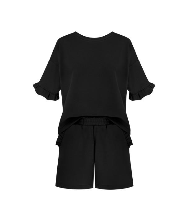 Dres Rose Black | Oferta: biala bluzka, biala spodnica, biała bluzka, biała spódnica, bluza damska, bluza z kapturem, bluzka kobieca, ubrania od polskich producentow, ciemna bluzka, ciemne spodnie, ciemny kardigan, ciemny kombinezon, ciemny komplet, ciepły kardagin, ciepły sweter, czarna bluzka, czarna tunika, czarne spodnie, dluga sukienka, dlugi sweter, długa spódnica, długa sukienka, długi kardigan, długi sweter, dres damski, elegancka sukienka, elegancki kombinezon, fajne sukienki, jak dobrac ubrania, jak dobrać ubrania, jak modnie wygladac w ciazy, jak modnie wyglądać w ciąży, jak wygladac stylowo, jak wyglądać stylowo, jak zmienic styl ubierania, jak zmienić styl ubierania, jasna bluzka, jasna tunika, jasny kombinezon, jasny komplet, jasny sweter, jasny sweterek, jesienne stylizacje, kardigan, kardigan czarny, kardigan szary, kobiece spodnie dresowe, kobiecy dres, kombinezon, kombinezon damski, kombinezon khaki, kombinezon na wesele, kombinezon safari, komplet, komplet dresowy, komplet kobiecy, komplet spodnica i bluzka, kremowa bluza, kremowa bluza z kapturem, letnie stylizacje, luzna sukienka, luźna sukienka, maxi sukienka, mini spodniczka, mini spódnica, moda w ciazy, moda w ciąży, modne ciuchy, modne kiecki, modne kombinezony, modne ubrania, modny look, ponadczasowe sukienki, ponadczasowe ubrania, rozowy sweter, różowy sweter, sklep internetowy wysyłka za granicę, sklep internetowy z ubraniami, sklep internetowy z ciuchami, sklep internetowy z sukienkami, sklep internetowy z ubraniami jaki polecacie, sklep uwielbiany przez stylistow, sklep z odzieza, sklep z odzieżą, sklep z ubraniami online, sklep z ubraniami wysylka za granice, spódnica boho, spodnica dluga, spodnica i bluza, spodnica i bluzka, spodnica maxi, spodnica z falbana, spodnica z falbanami, spodniczka z falbanami, spodnie damskie, spodnie damskie 3/4, sportowa sukienka, spódnica boho, spódnica i bluza, spódnica i bluzka, spódnica maxi, spódnica z falbanami, spódnica z falbaną, styl dla kobiet, 