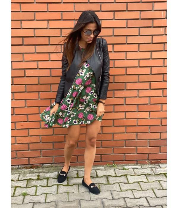 Sukienka Green Flower | Oferta: biala bluzka, biala spodnica, biała bluzka, biała spódnica, bluza damska, bluza z kapturem, bluzka kobieca, ubrania od polskich producentow, ciemna bluzka, ciemne spodnie, ciemny kardigan, ciemny kombinezon, ciemny komplet, ciepły kardagin, ciepły sweter, czarna bluzka, czarna tunika, czarne spodnie, dluga sukienka, dlugi sweter, długa spódnica, długa sukienka, długi kardigan, długi sweter, dres damski, elegancka sukienka, elegancki kombinezon, fajne sukienki, jak dobrac ubrania, jak dobrać ubrania, jak modnie wygladac w ciazy, jak modnie wyglądać w ciąży, jak wygladac stylowo, jak wyglądać stylowo, jak zmienic styl ubierania, jak zmienić styl ubierania, jasna bluzka, jasna tunika, jasny kombinezon, jasny komplet, jasny sweter, jasny sweterek, jesienne stylizacje, kardigan, kardigan czarny, kardigan szary, kobiece spodnie dresowe, kobiecy dres, kombinezon, kombinezon damski, kombinezon khaki, kombinezon na wesele, kombinezon safari, komplet, komplet dresowy, komplet kobiecy, komplet spodnica i bluzka, kremowa bluza, kremowa bluza z kapturem, letnie stylizacje, luzna sukienka, luźna sukienka, maxi sukienka, mini spodniczka, mini spódnica, moda w ciazy, moda w ciąży, modne ciuchy, modne kiecki, modne kombinezony, modne ubrania, modny look, ponadczasowe sukienki, ponadczasowe ubrania, rozowy sweter, różowy sweter, sklep internetowy wysyłka za granicę, sklep internetowy z ubraniami, sklep internetowy z ciuchami, sklep internetowy z sukienkami, sklep internetowy z ubraniami jaki polecacie, sklep uwielbiany przez stylistow, sklep z odzieza, sklep z odzieżą, sklep z ubraniami online, sklep z ubraniami wysylka za granice, spódnica boho, spodnica dluga, spodnica i bluza, spodnica i bluzka, spodnica maxi, spodnica z falbana, spodnica z falbanami, spodniczka z falbanami, spodnie damskie, spodnie damskie 3/4, sportowa sukienka, spódnica boho, spódnica i bluza, spódnica i bluzka, spódnica maxi, spódnica z falbanami, spódnica z falbaną, styl dla ko