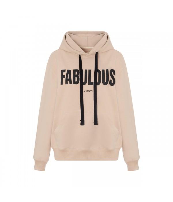 Bluza Beige Fabulous