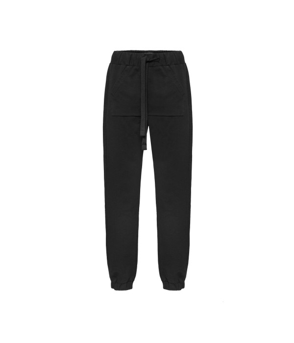 Spodnie Long Black Pants